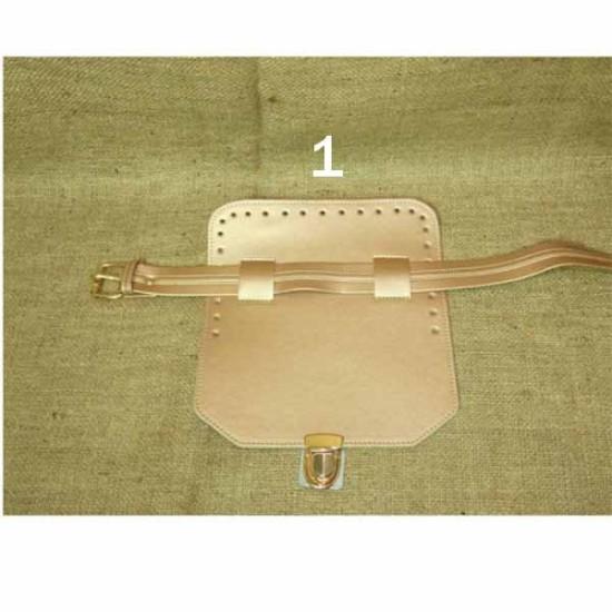 Belt Bag σε 4 χρώματα  ()
