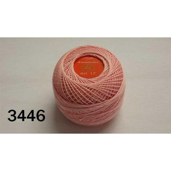 Κουβάρια πεταλούδα LUX σε 34 χρώματα ( 50 γρ) (62453)