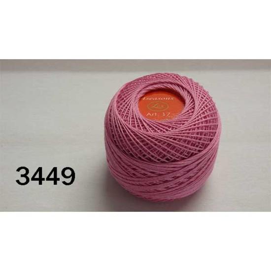 Κουβάρια πεταλούδα LUX σε 34 χρώματα ( 50 γρ) (62454)