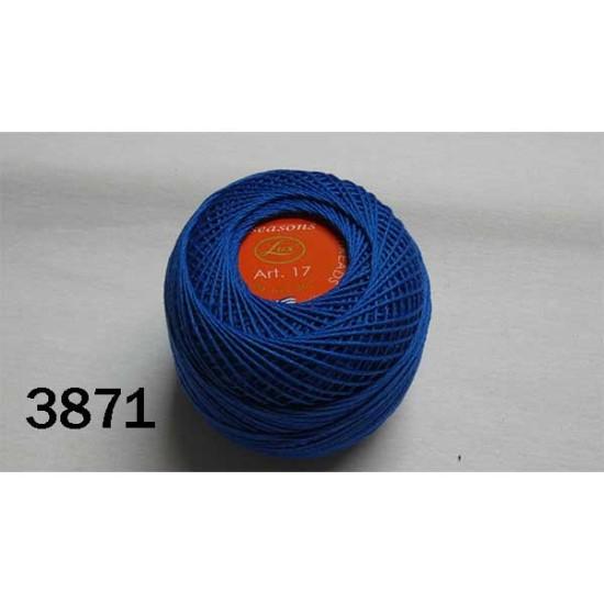 Κουβάρια πεταλούδα LUX σε 34 χρώματα ( 50 γρ) (62470)