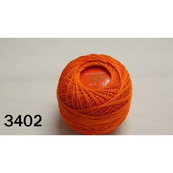 Κουβάρια πεταλούδα LUX σε 34 χρώματα ( 50 γρ) (62450)
